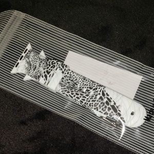 White tiger Apple watch band